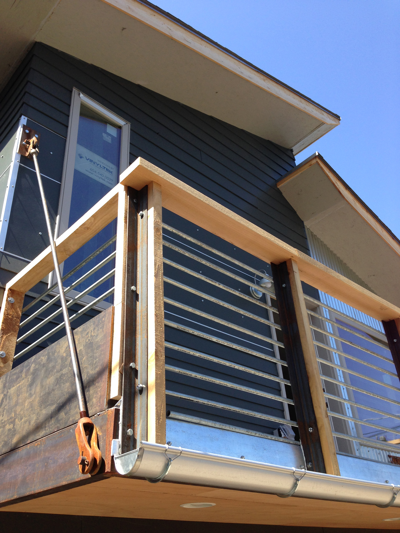 Blue View Green Built Net Zero Energy Remodel Ld Arch