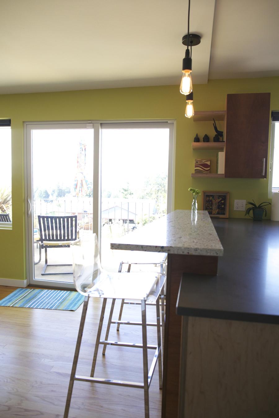 Cheery WS kitchen bar   LD Arch Design