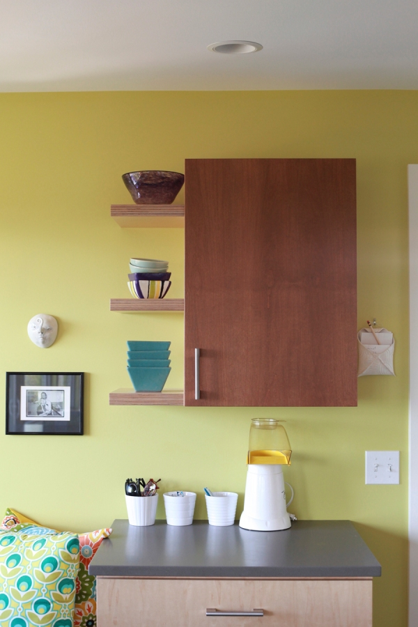 LD Arch Design: Cheery WS kitchen cabinet: Photo by Holli with an i Photography
