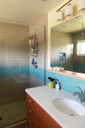 LD Arch Design: Cheery WS bathroom 2: Photo by Holli with an i Photography