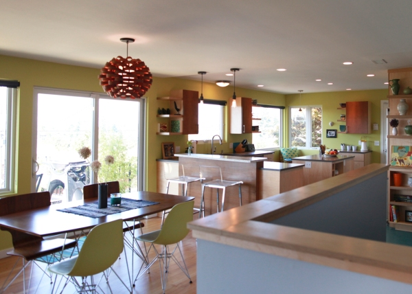 LD Arch Design: Cheery WS upper floor view 1: Photo by Holli with an i Photography