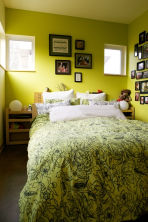 LD Arch Design: Citrus Manor bedroom 1 | Photo by Holli with an i Photography