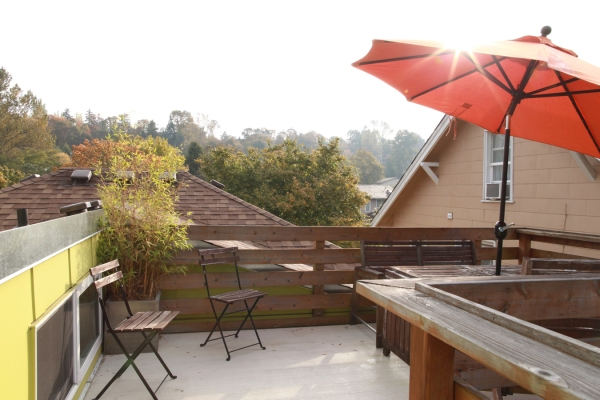 LD Arch Design: Citrus Manor roof deck | Photo by Holli with an i Photography